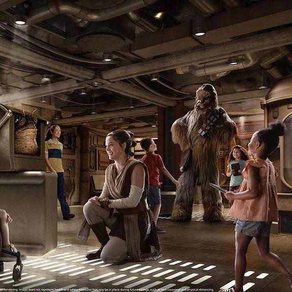 What's In Store for Kids, Tweens and Teens Onboard Disney Wish