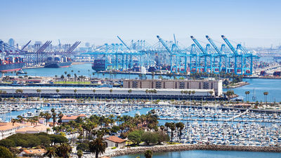 The Cruises Departing From Long Beach, Los Angeles and San Diego in 2021
