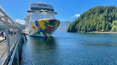 What's It Like to Sail to Alaska With Norwegian Cruise Line