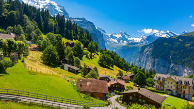 How to Travel to Switzerland From the U.S. Now