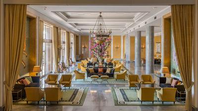 Four Seasons Lisbon Lobby