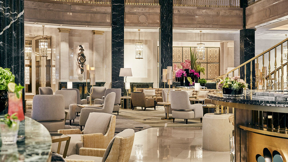 What It's Like to Stay at the New Four Seasons and Mandarin Oriental in Madrid