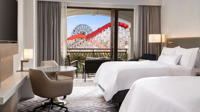 New Family-Friendly Hotels Near Disneyland