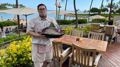 What It's Like to Be a Fish Sommelier at Mina's Fish House on Oahu