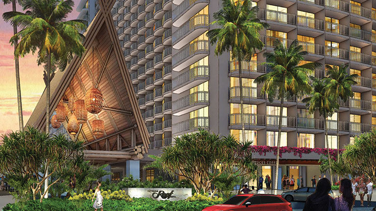 The hotel expects to wrap up its remaining renovations by mid-December 2021.