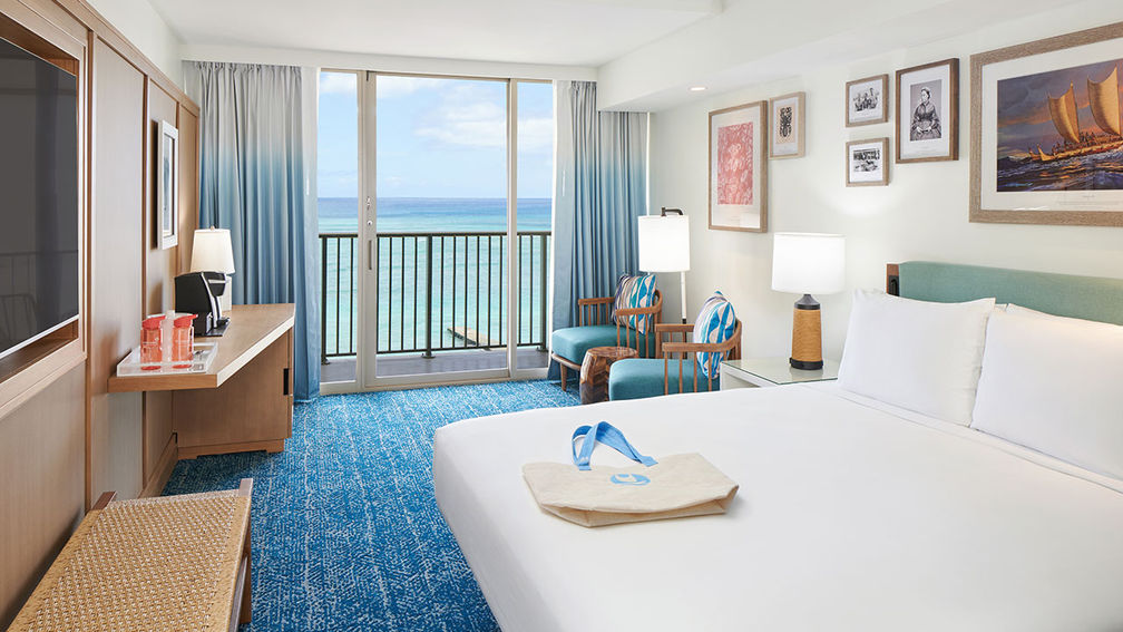 A First Look at Outrigger Reef Waikiki Beach Resort's Refresh