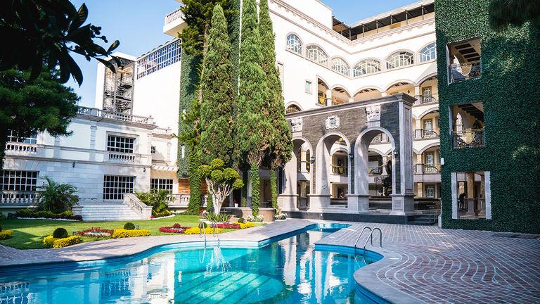 Hotel & Spa Mansion Solis in Morelia, Mexico, joined Preferred Hotels & Resorts.
