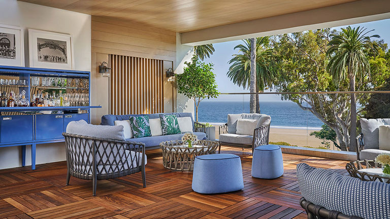 Hilton's LXR Hotels & Resorts brand debuted with Oceana in Santa Monica, Calif.