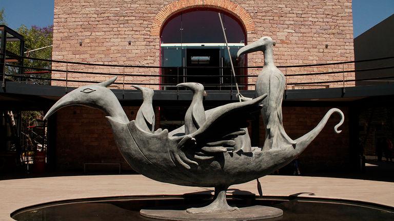 The San Luis Potosi Center of Arts