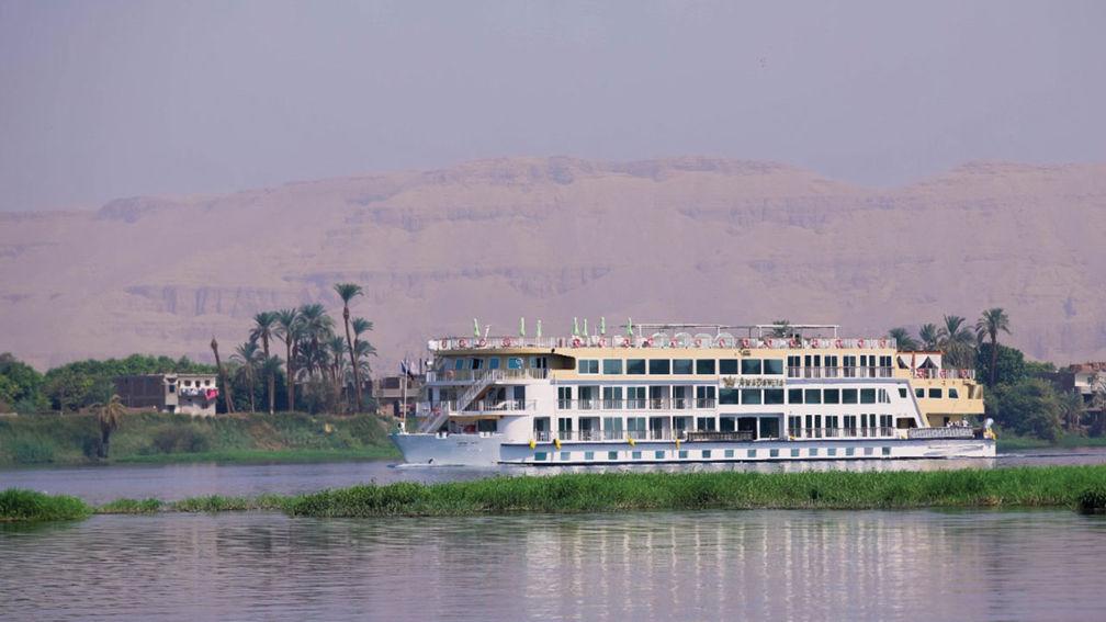 AmaWaterways Introduces New AmaDahlia in Egypt