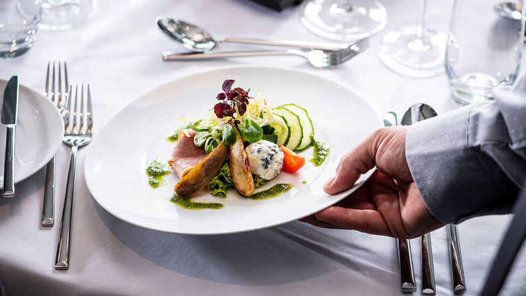 Onboard dining is changing to focus more on full service and alfresco options.