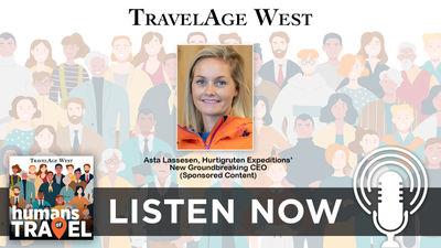 Asta Lassesen, Hurtigruten Expeditions' New Groundbreaking CEO (Sponsored Content)
