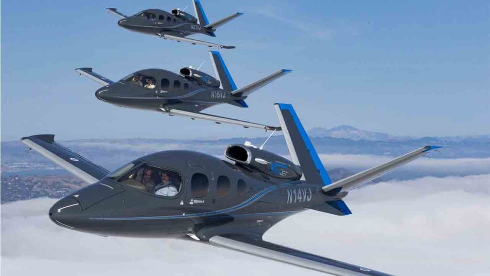 A New Smart Jet Company Is Disrupting Private Air Travel