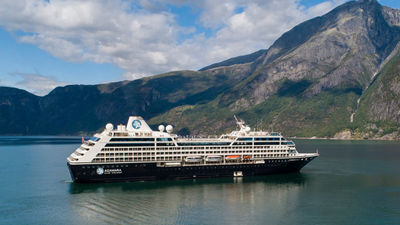 The Future of Cruise Ships