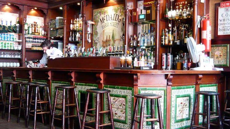 Dublin Literary Pub Crawl PHOTO GALLERY