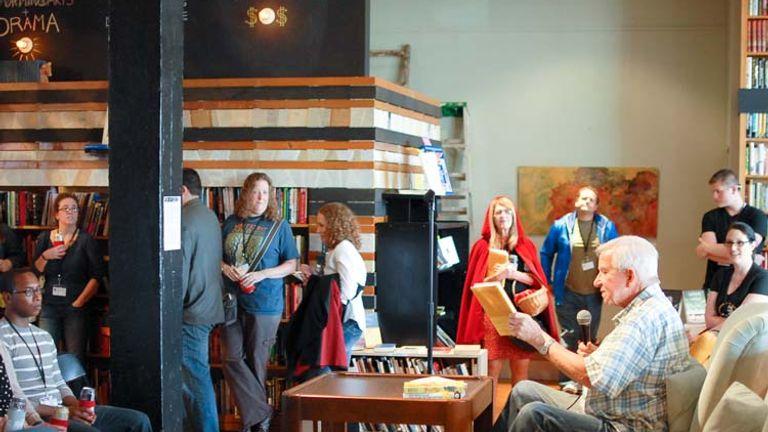 Indy Literary Pub Crawl PHOTO GALLERY