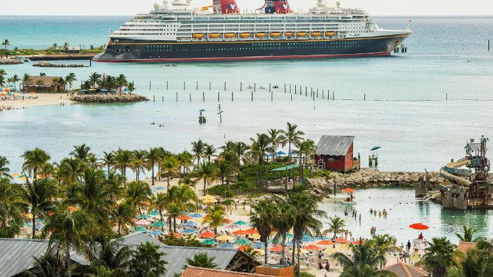 Cruise Line Private Islands