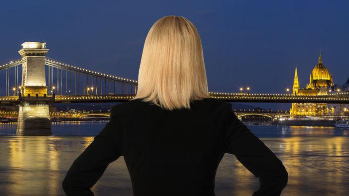 Female River Cruise Executives