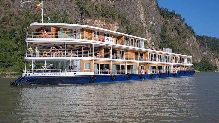 Avalon Myanmar River Cruise