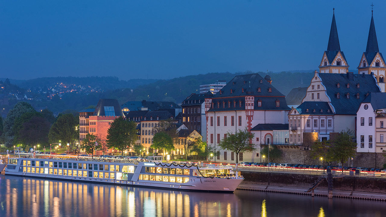 Some river cruise lines are catering to younger travelers with more overnights in major cities.