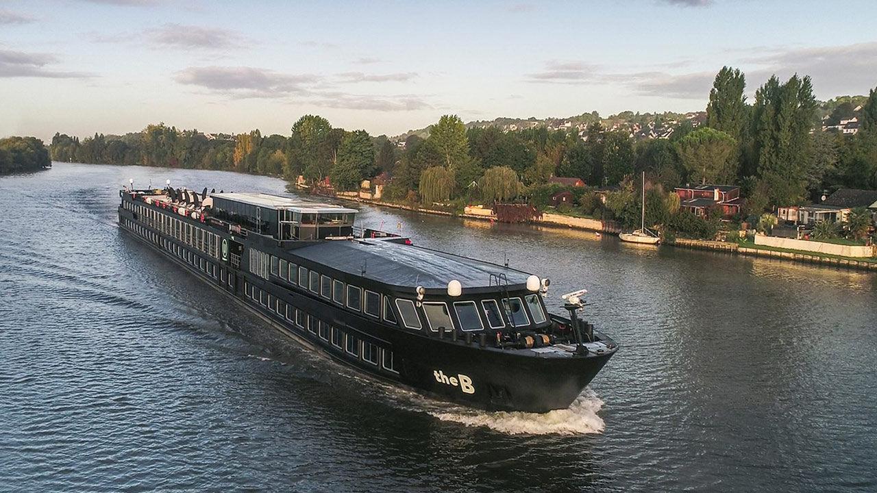 U River Cruises features unique-looking vessels.