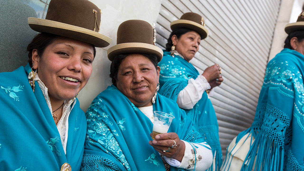 Expect to see new offerings in Bolivia next year.