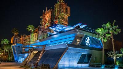 An Inside Look at Disneyland Resort's New Avengers Campus