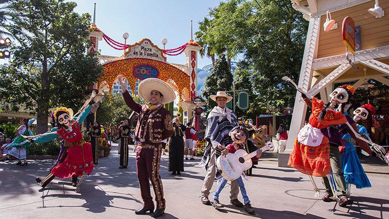 Plaza de la Familia celebrates the spirit of Dia de los Muertos.