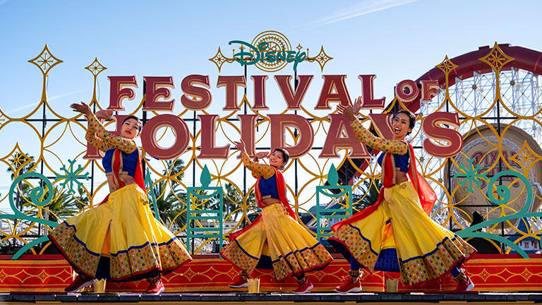Festival of Holidays celebrates the holiday traditions of California's diverse cultures.