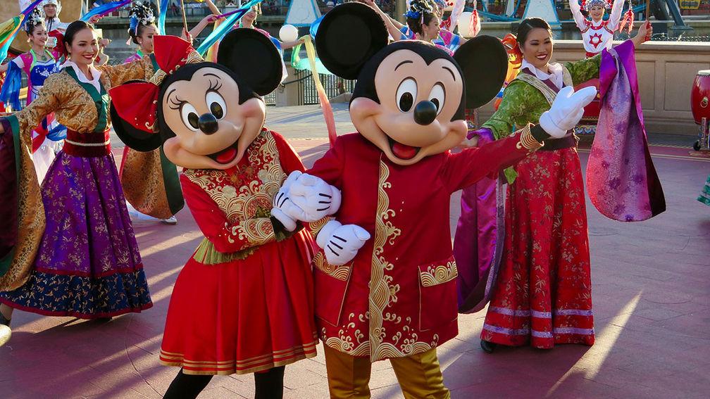 Festivals at Disney California Adventure Showcase California's Cultural Diversity