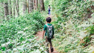 11 Family-Friendly Long-Distance Hikes in the U.S.