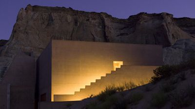 What to Know About Amangiri's Upcoming Sleep Retreat With the Sleep Doctor