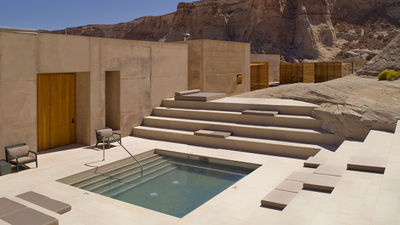 Amangiri's Wellness Treatments Will Have You Literally Floating