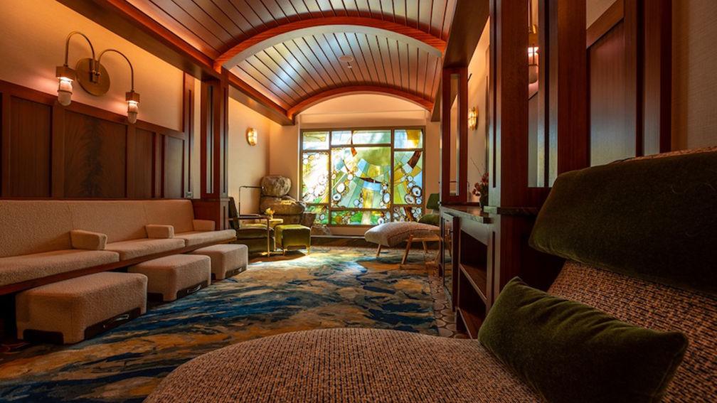 An Inside Look at Disneyland's New Tenaya Stone Spa