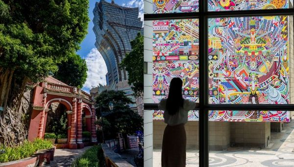 From iconic sites to a constantly evolving art and festivals scene, Macau is a social media driven traveller's perfect playground.