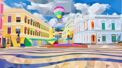 Inside Macau, Asia's next big living gallery
