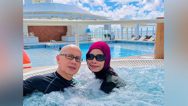 Ms Noormah and husband 3 - 15 June 2021