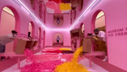 First licks: Museum of Ice Cream opens in Singapore