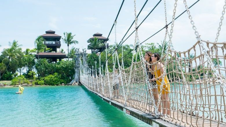 New sustainable-themed tours invite visitors to rediscover Sentosa's rich natural landscape.