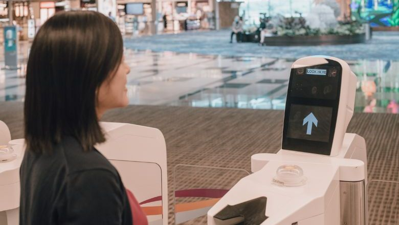 Singapore Changi Airport uses facial and iris recognition as its primary biometric identifier for travellers at immigration clearance.