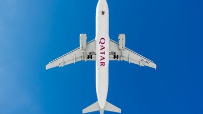 Qatar Airways crowned 2021 Airline of the Year