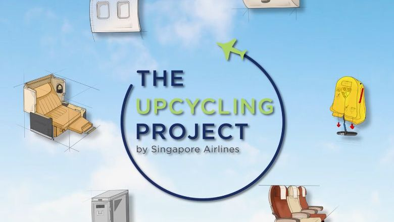SIA customers and fans can look forward to some unique and exclusive items as part of The Upcycling Project.
