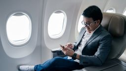 Why we should fly business class
