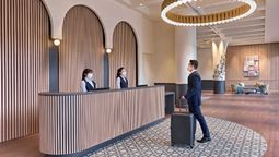 A new business travel concept has landed at Connect@Changi