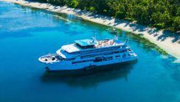 Fiji calling for Blue Lagoon Cruises