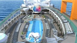 Celebrity Cruises' new ship just got taller, longer and 'beyond expectations'