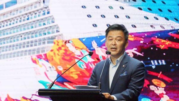 Michael Goh, president of Dream Cruises & head of international sales, Genting Cruise Lines.