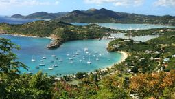 Crystal Symphony will be the first cruise ship to homeport in Antigua