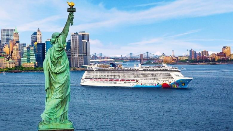 Norwegian Cruise Line has marked another milestone in its Great Cruise Comeback with a third of its fleet of 17 ships now back in operation.