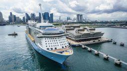 Royal Caribbean extends Singapore season through October 2021